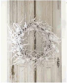 Livs Rom: Hvit jul - Inspirasjon