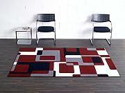 Tappeto Retro/Rosso/Grigio/Nero/Beige/Moderno Tappeto/soggiorno tappeto/tappeto salotto in bellissimi colori/soggiorno tappeto/tappeto in bellissimi colori/qualità tappeto soggiorni tappeto MODERNO SALOTTO tappeto/come accessorio markantes in casa vostra–Il tappeto emette un espressione di avventura voglia. Il Tappeto si adatta con la sua farbgebung in ogni zona giorno moderna. Alla moda tappeto in colori e design alla moda–unisce questo tappeto Akzente unico del Bene fühlens ed…