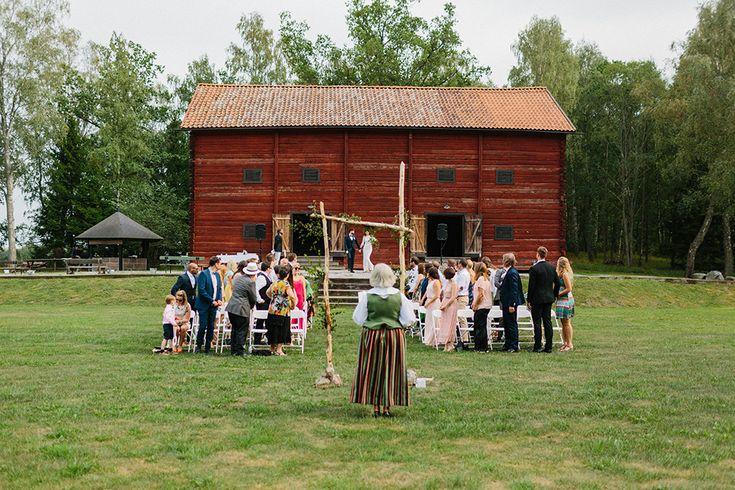 bröllop almare stäket