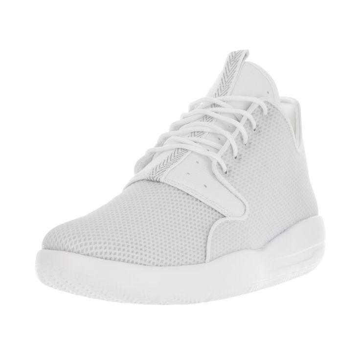 Kick it into high gear in these classic Nike Jordan running shoes. Enjoy  the snug