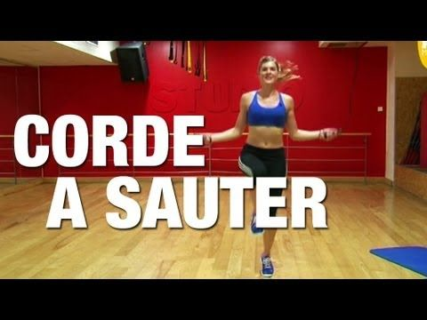 ▶ Fitness Master Class - Fitness avec une corde à sauter - YouTube
