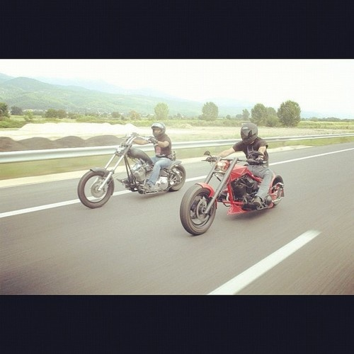 TT run ….. (Taken with Instagram)