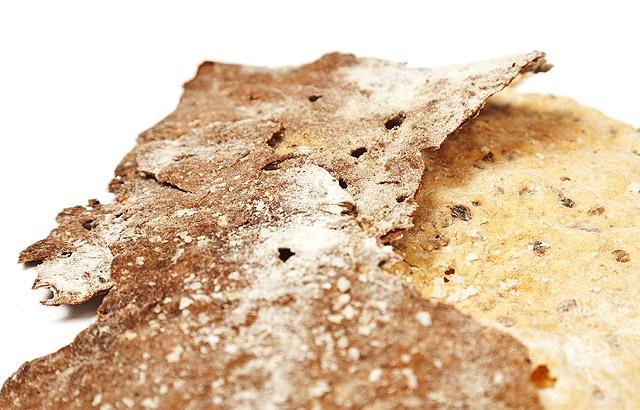Spelt and rye flatbread - Christoffer Hruskova