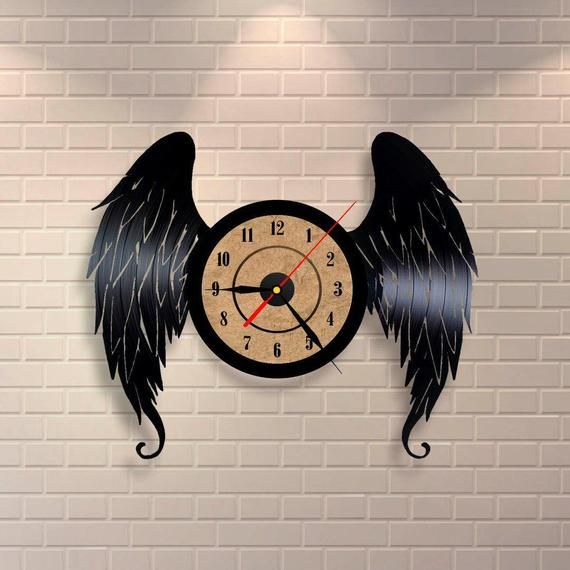 Best Original Wall Clock Made Of Vinyl Record Which Will Definitely Make Everyone Fall In Love With Your Place Clock Details Vinyl Record Used 12 Inch 30