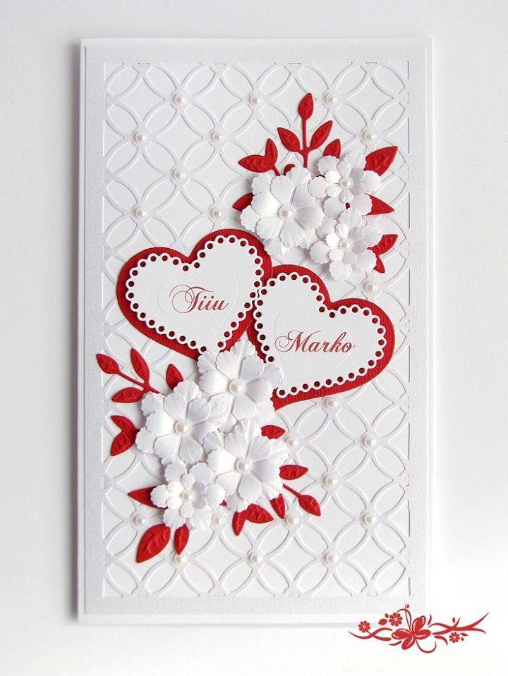 открытки на годовщину свадьбы своими руками свои