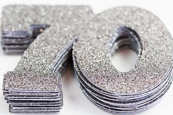 70th Birthday Confetti / 70th Anniversary by ZeeBestCelebrations