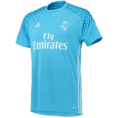 Real Madrid Home Goalkeeper Shirt 2016-17