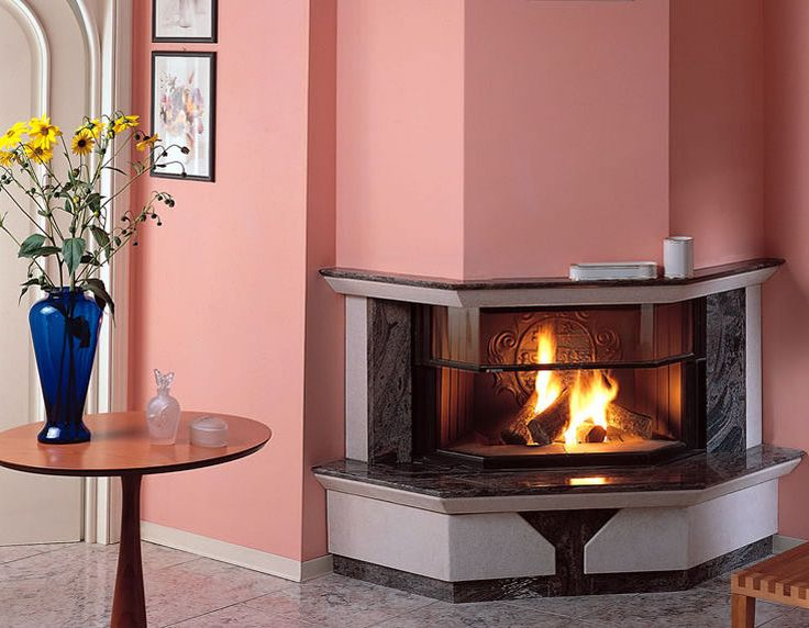131 best Fireplaces images on Pinterest | Living room, Fireplace ...