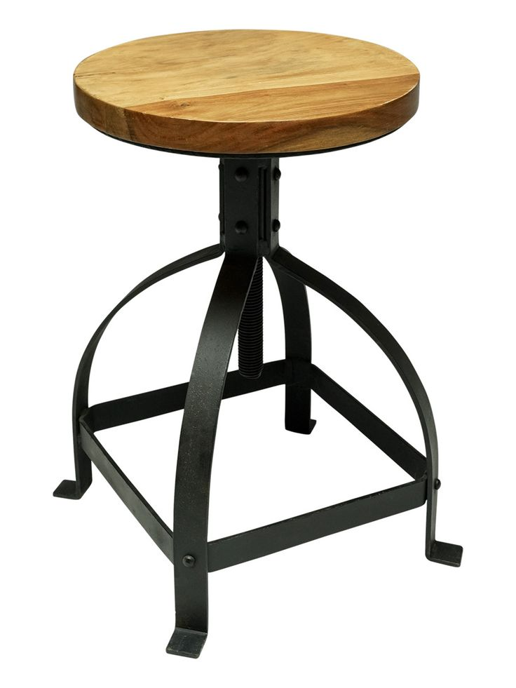 INDUSTRIAL CAFÉ stool from Rustix Furniture