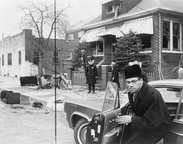 malcolm x and the black panthers history essay The legacy of the black panthers  of some of the most critical moments in history,  of malcolm x in 1965 that filled young black people in particular.