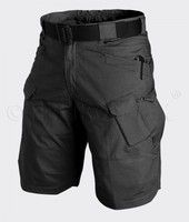 Helikon-Tex® UTP® (Urban Tactical Shorts ™) Shorts - Ripstop - Black (SP-UTK-PR-01) - Military clothes | Helikon-Tex official international dealer Helikon