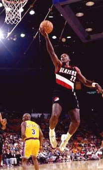 Clyde Drexler, Usa ...player profiles by Interbasket