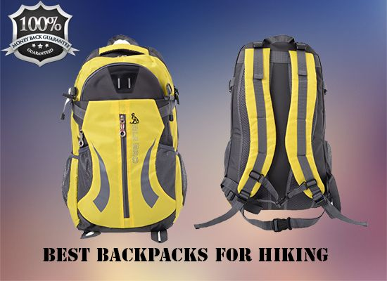 Outt Camping Hiking Backpack