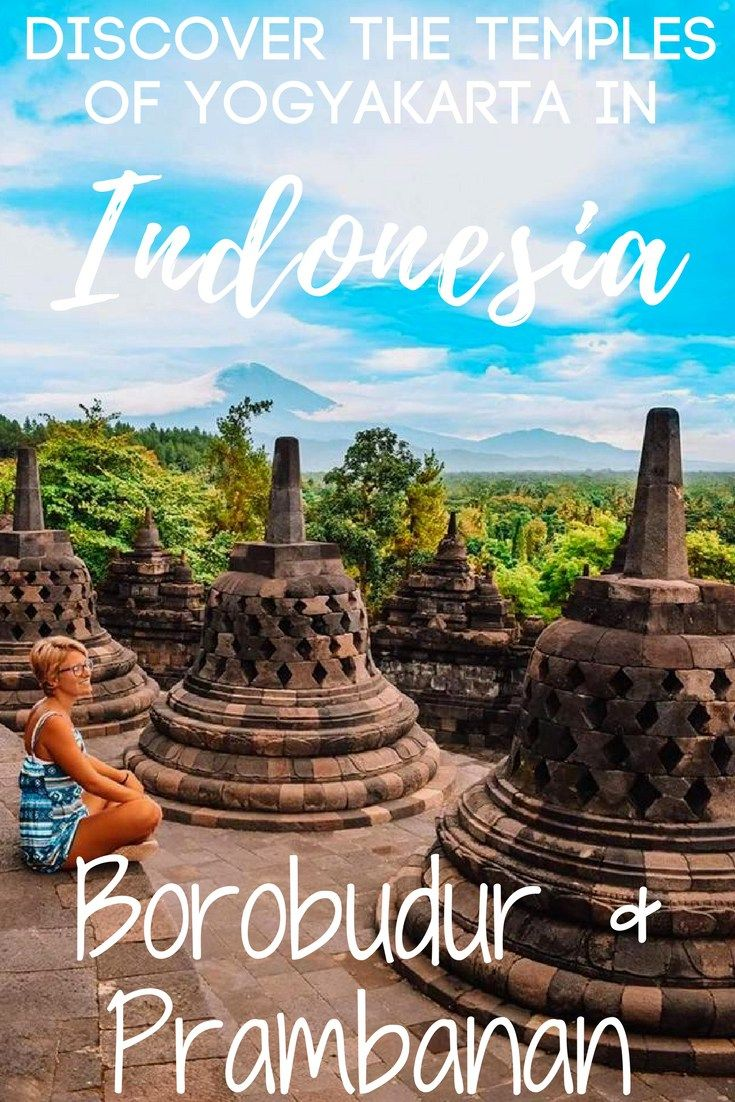 Yogyakarta in Indonesia is a region famous for its spectacular temples. Find out how to see all the best ones, including Borobudur and Prambanan in one day.