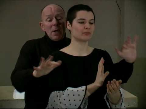 Overtone Singing Duet: Natascha Nikeprelevic & Michael Vetter - YouTube