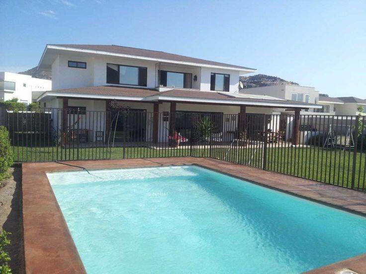 Casa en Venta en Colina, Chamisero, Gran Terreno 831 Mts2, Construcción Solida. - 2424143