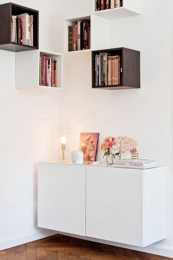 20 Practical Wall Ideas With Ikea Eket Cabinet Ikea Eket Interior Eket