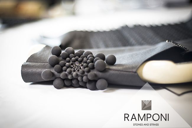 #ramponi, #details make the difference, pearl, studs, borchie rivetto