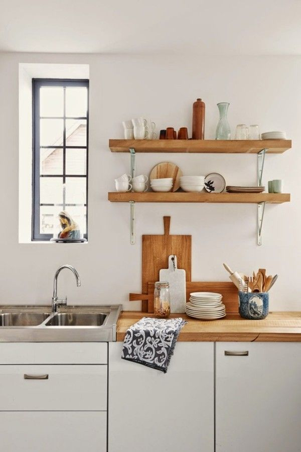 17 mejores ideas sobre Almacenaje De Pared De Cocina en Pinterest ...