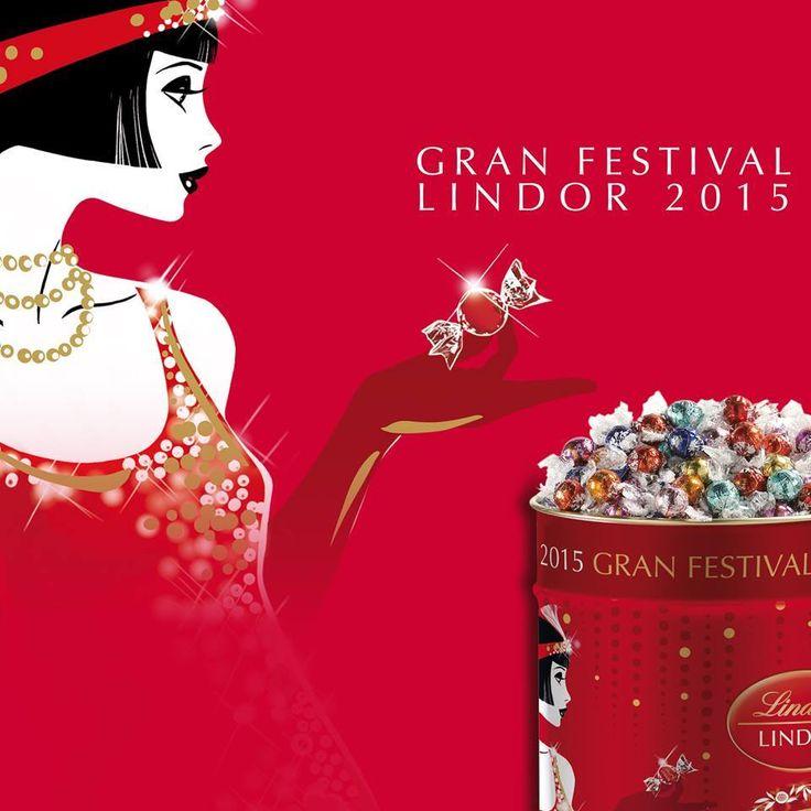 Gran Festival Lindor 2015, partecipa anche tu! Vieni nel nostro negozio e scopri come.
