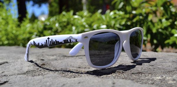 The all white #Seattle Classics are now available! Rep our city with style <3