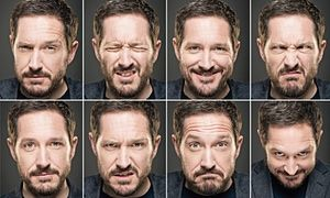 Bertie Carvel: man of many faces: He's been a terrifying Miss Trunchbull, a convincing Nick Clegg, and now, in the BBC's Sunday-night drama, he's a magical Jonathan Strange. Emma John meets actor Bertie Carvel, The Guardian, May 2015