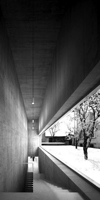 Extension of the Bündner Kunstmuseum, Chur, Switzerland, 2012 - Estudio Barozzi Veiga