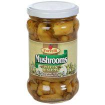 Bulk Forrelli Mushroom Pieces & Stems, 10 oz. at DollarTree.com