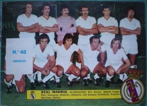 """Cromos Este 1976-77. """"Escudos y equipos"""". Liga Española. 11"""
