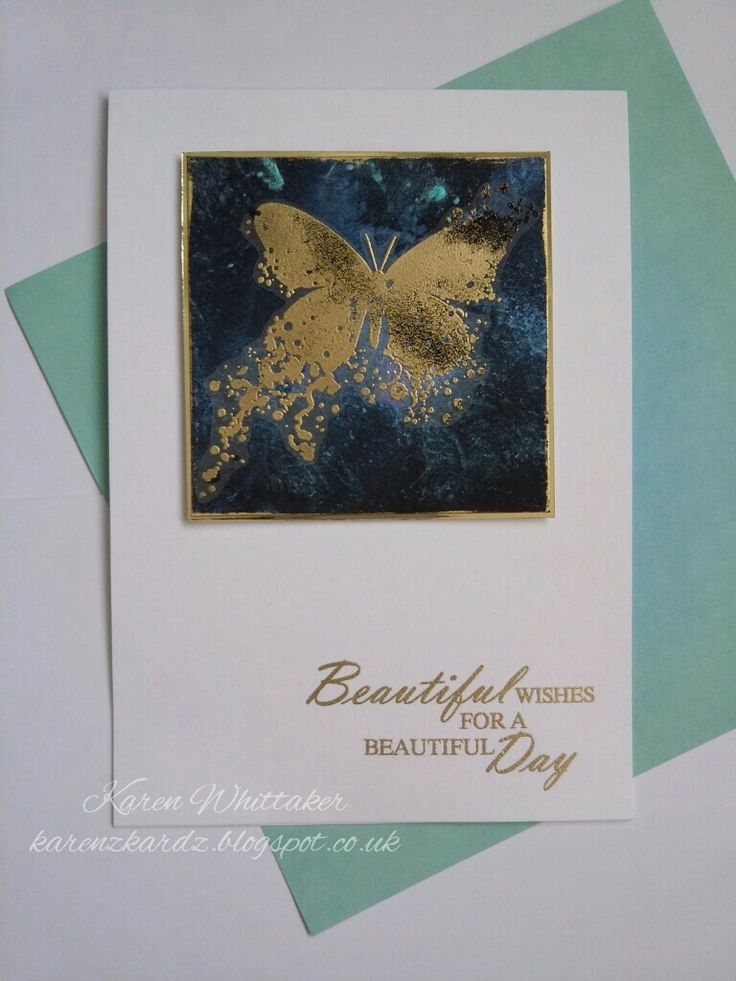 Butterfly Inkognito by Visible Image #visibleimage #butterflyinkognito #butterfly #heatembossing #gold #pixiepowders #stamping #stamps #cardmaking #handmade #craft #creative #ilovetocraft #creativity