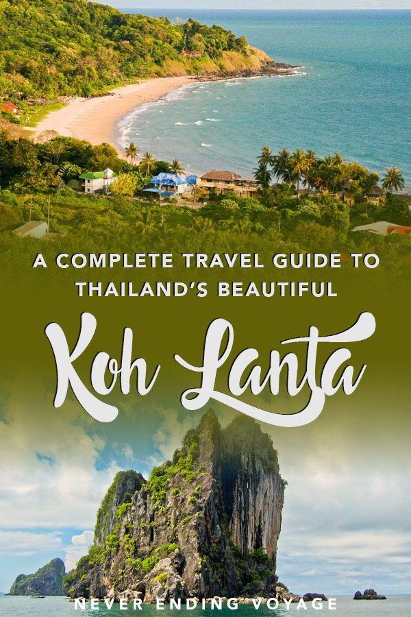 Koh Lanta 17 Mai 2019 : lanta, Things, Lanta:, Detailed, Guide, Favourite, Island, Thailand, Travel, Inspiration,, Islands,