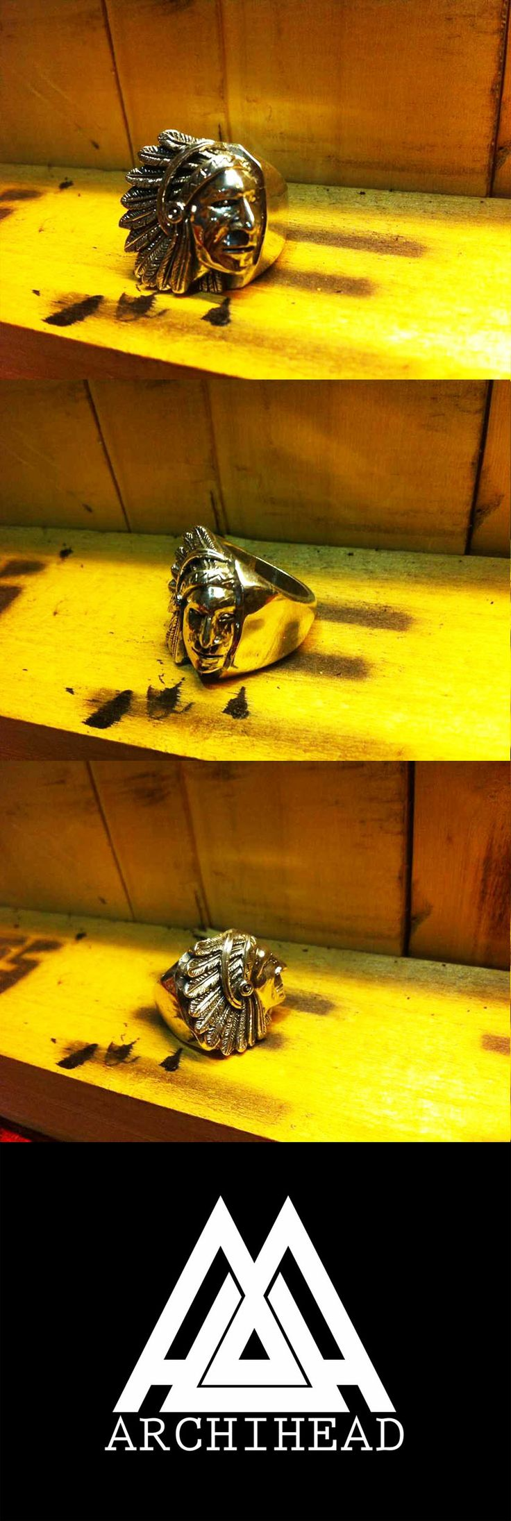 ARCHIHEAD Rings (Indian) Archiheadproject@gmail.com