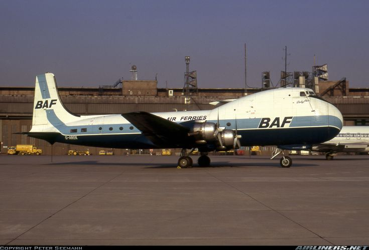 Aviation Traders ATL-98 Carvair - British Air Ferries - BAF | Aviation Photo #1227499 | Airliners.net