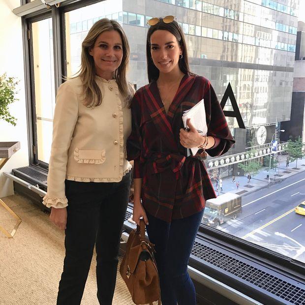 Νέα Υόρκη, μέρος 2ο.. Επίσκεψη στο γραφείο μίας από τις πιο επιτυχημένες γυναίκες του κόσμου!