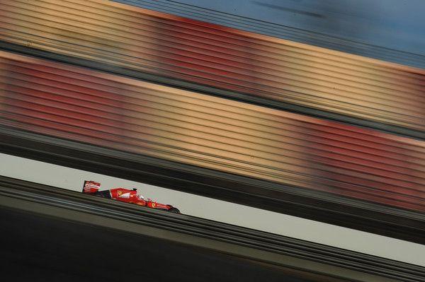Sebastian Vettel Photos: F1 Testing In Barcelona - Day Four