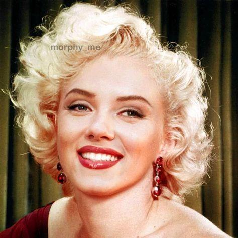 Marilyn Monroe Scarlett Johansson