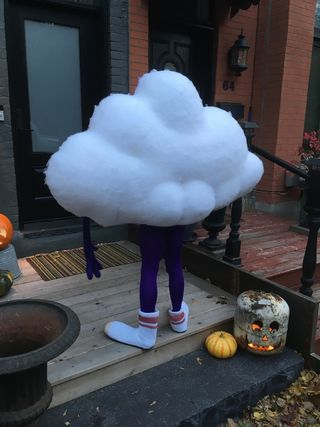 Trolls: Cloud Guy Costume: 10 Steps (with Pictures)