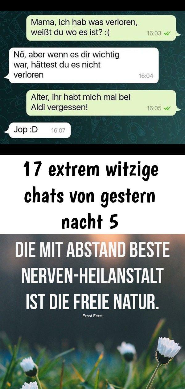17 Extrem Witzige Chats Von Gestern Nacht 5 Ios Messenger