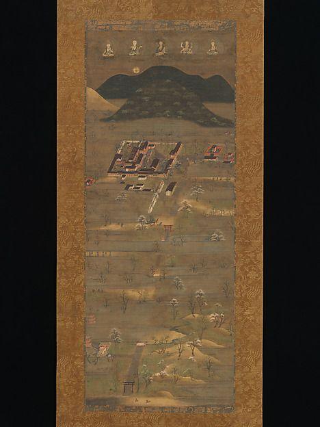 Mandala of Kasuga Shrine | Japan | Kamakura period (1185–1333) | The Met