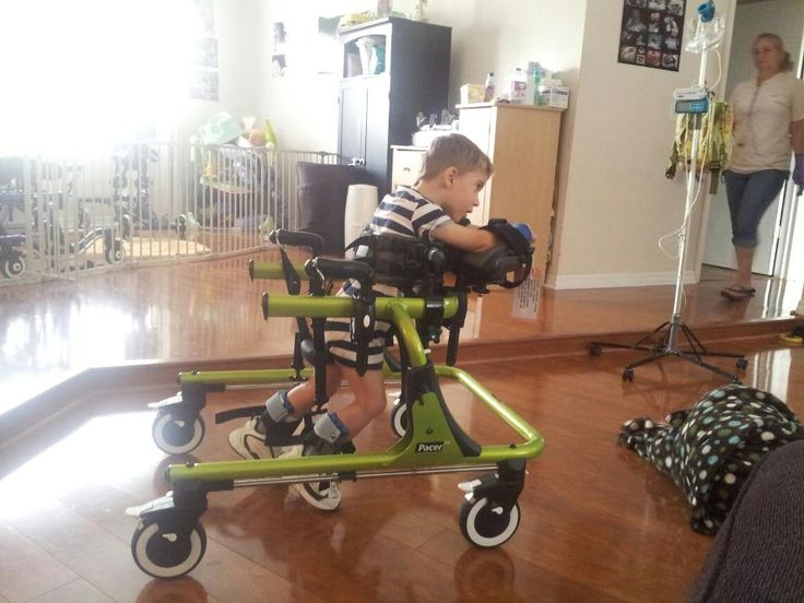 Spastic Quadriplegic Cerebral Palsy: Medical Equipment