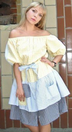 Платье из рубашек # 3 / Платья Diy / ВТОРАЯ УЛИЦА