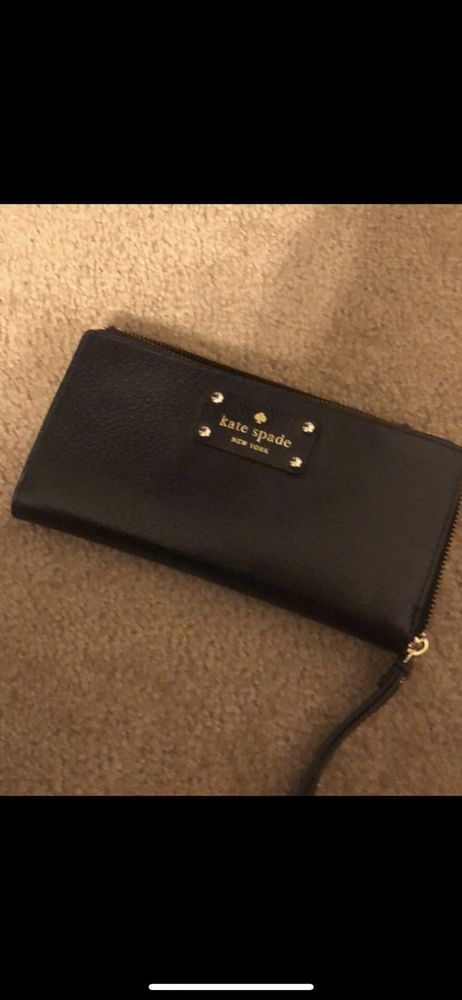 Kate Spade Wallet Large Wristlet Fashion Clothing Shoes Accessories Womensaccessories Wallets Ebay Link In 2018 Pinterest