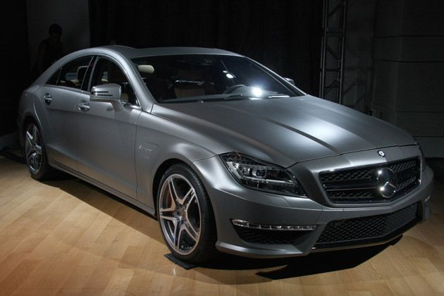 CLS AMG  2014