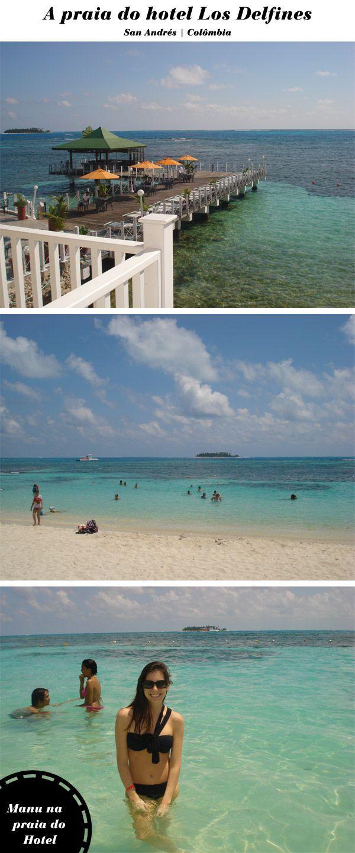 """San Andrés é uma ilha colombiana pouco explorada pelos turistas. Protegida pela Unesco, fica no mar do Caribe e é dona de um visual de tirar o fôlego. Mais conhecida como Mar das Sete Cores, San Andrés é um lugar que oferece além de uma paisagem desconcertante, um centro comercial cheio de boas opções. A ilha é um enorme """"Duty free"""", ali se pode comprar de perfumes a pranchas de surf sem pagar impostos."""