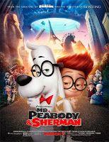 Las aventuras de Peabody y Sherman (2014) online y gratis