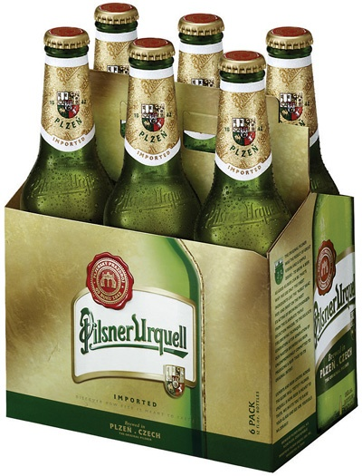 """Pivo Plzeňský Prazdroj bylo a je charakteristické nižším obsahem alkoholu, tj. """"jen"""" 4,4 %."""