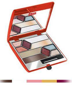 PUPA Make Up Kit   Zestaw do makijażu- Palette
