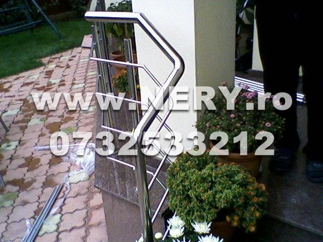 Balustrade Inox Nery.ro 0732533212 Oferta Promotionala Pret de la 58 euro