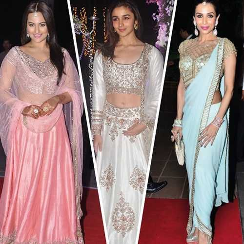 23 times Bollywood wore pastels for weddings | Vogue India | People | Parties