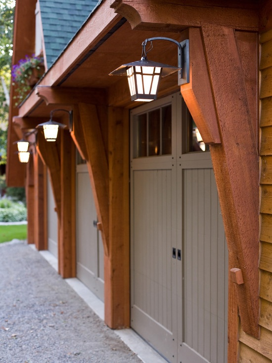 23 Best Images About Garage Door Awnings On Pinterest